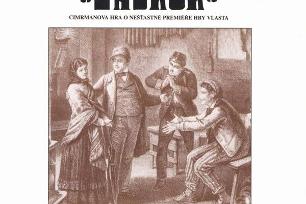 Period poster of the Záskok / The Stand-In piece