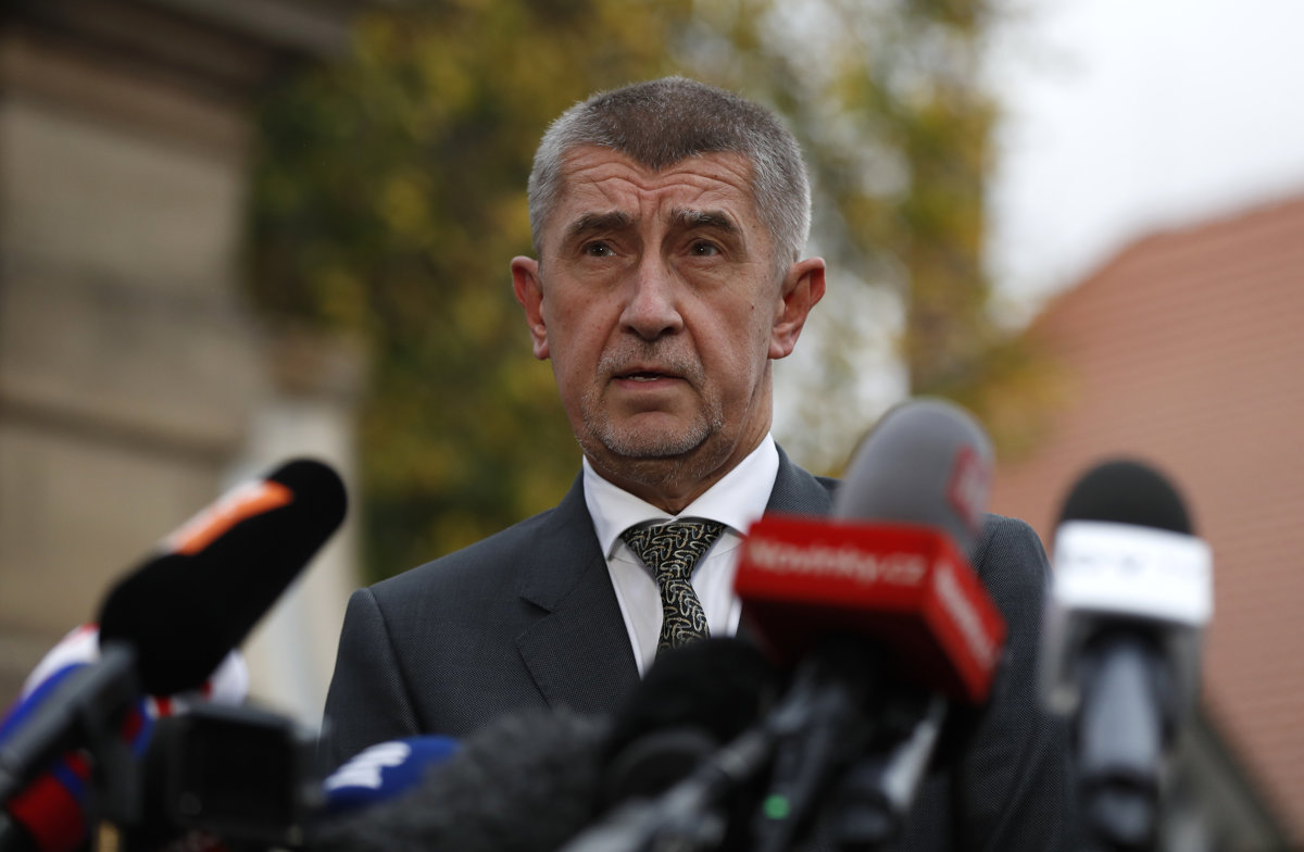 We Are Sorry For Babiš We Arent All Like Him Spectatorsmesk