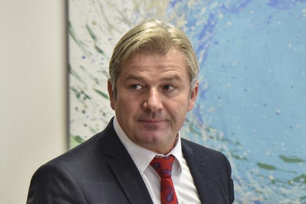 Branislav Bačík of MH Manažment