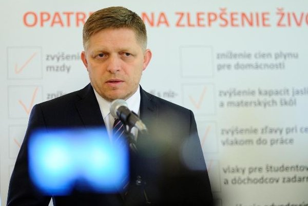 PM Fico announced a package of social measures