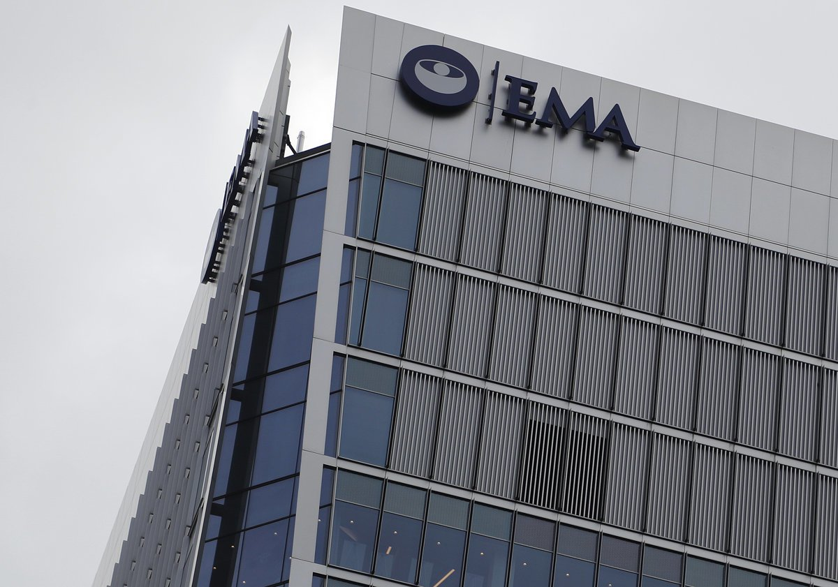 European Medicines Agency to Move to Amsterdam