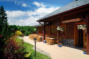 The Sojka Hotel in Liptov region
