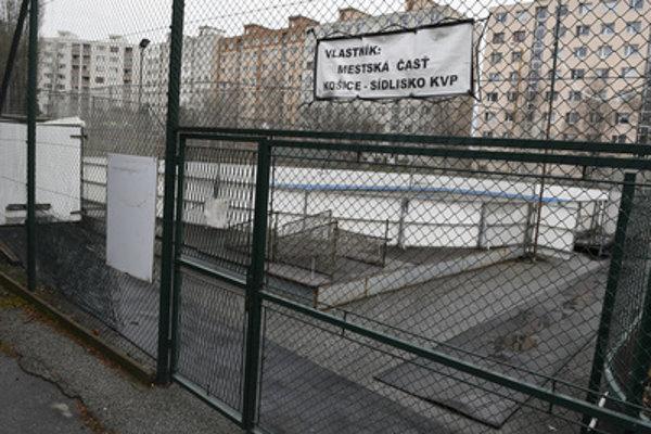 The KVP housing estate in Košice
