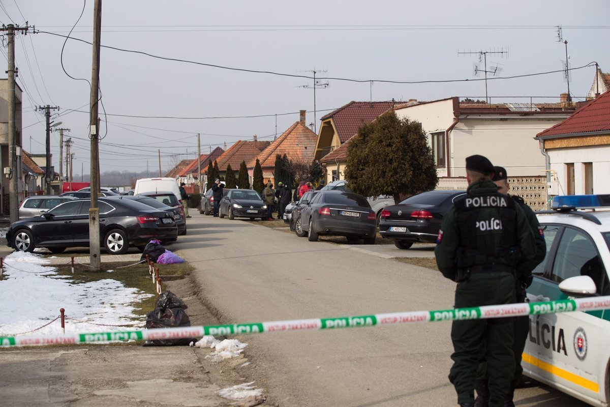 Slovak journalist likely the victim of contract killing