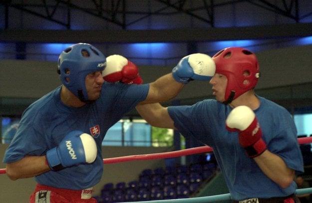 European Championship in kickbox, Bratislava 2005