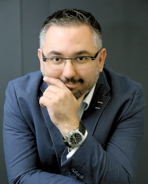 Lubo Homola, Managing Partner at Synerta Personnel