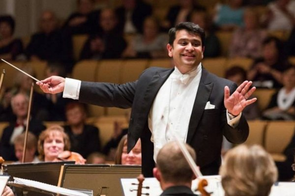 Indian conductor Debashish Chaudhuri to perform with Slovak Sinfonietta