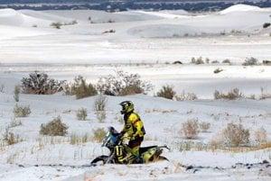 Argentina leg of Rally Dakar, Š. Svitko
