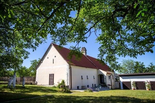 Schaubmar mill in Pezinok