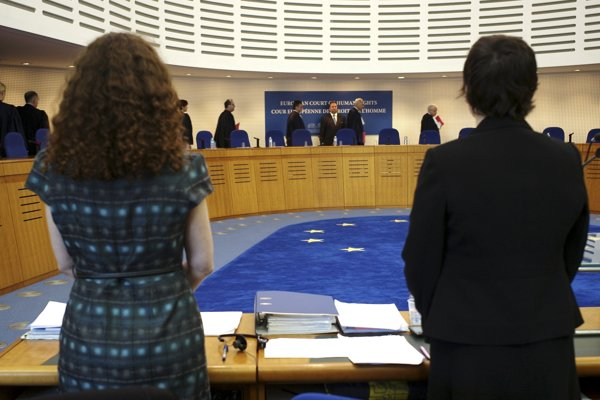 European Court of Human Rights, illustrative stock photo