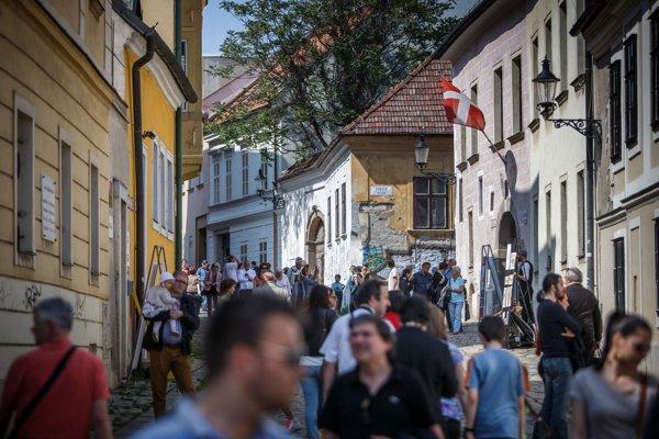 Kapitulská street