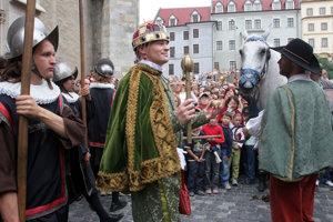 Bratislava will again enjoy re-enactment of coronation ceremony