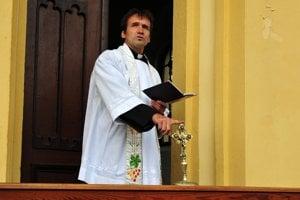 Catholic priest Marian Kuffa