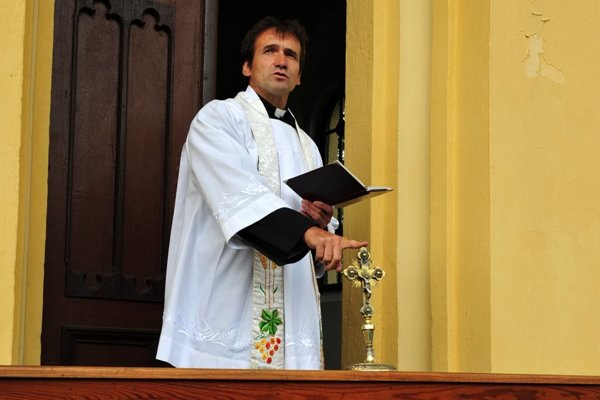 Catholic priest Marian Kuffa
