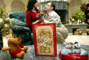 Valentine's Day, illustrative stock photo