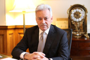 Sir Alan Duncan, British Minister for Europe