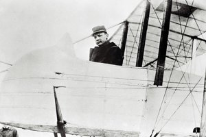 Milan Rastislav Štefánik, France, 1915.