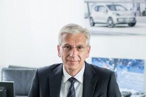 President of the Slovak Automotive Industry Association (ZAP) Alexander Matušek.