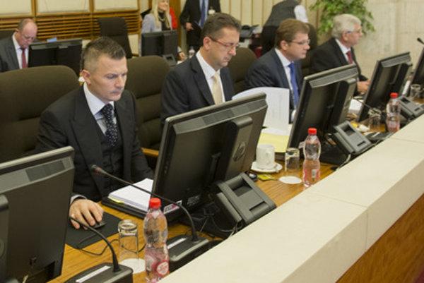 Government session, illustrative stock photo