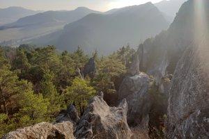 Súľovské Skaly rocks