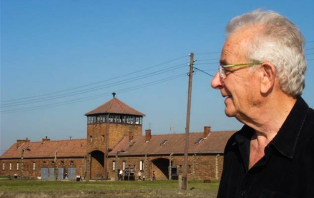 Naftali Fürst returns to Auschwitz