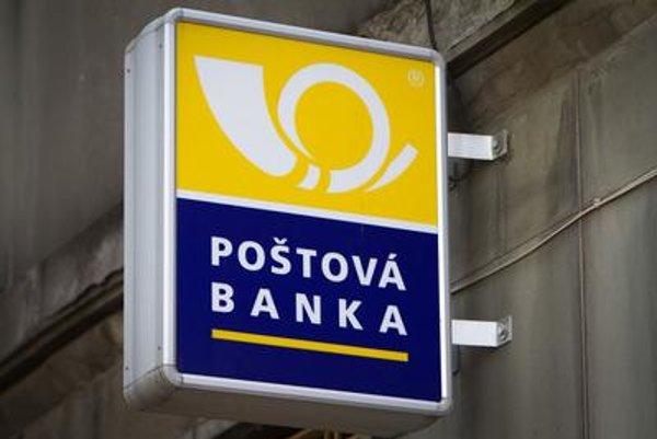 Poštová Banka banking house