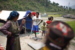 Life after earthquake, Nepal
