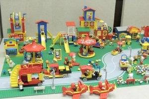 TASR Lego set form 1970s