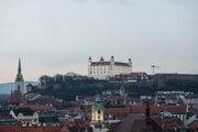 Bratislava castle and surroundings