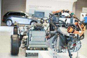 Volkswagen Slovakia has closed down its fourth plant in Haniska, near Košice.