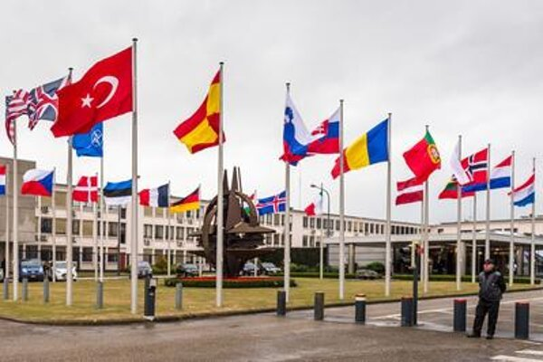 NATO headquarters in Belgium