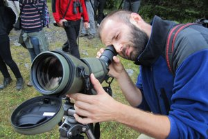 Slovakia is an ideal place for birdwatching.