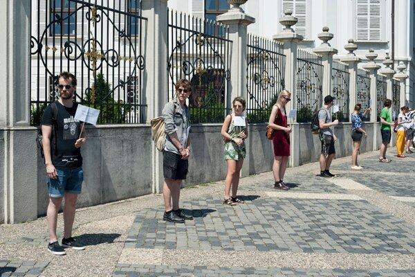 The Stojíme pri kultúre initiative wants Culture Minister Ľubica Laššáková (Smer) to step down.