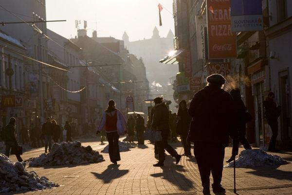 Obchodná Street, Bratislava