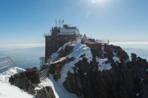 Lomnický Štít peak