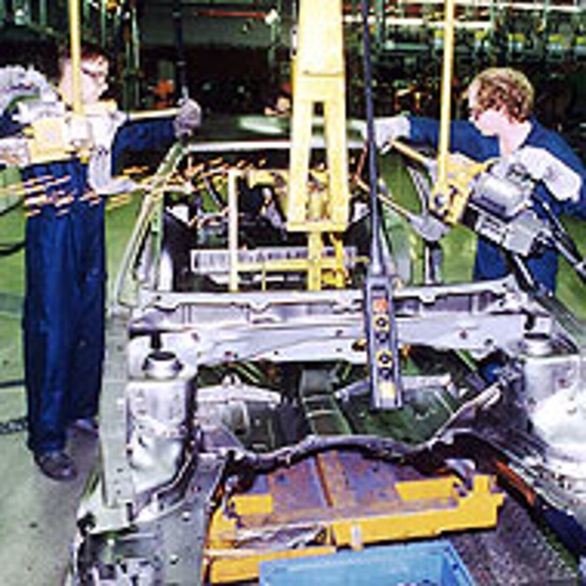 Layoffs hit car-parts makers in eastern Slovakia - spectator sme sk
