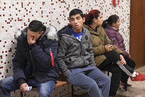 Six Roma boys were reportedly bullied by police officers in Košice in March 2009
