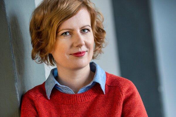 Ivana Vagaská, executive director of the Business Leaders Forum (BLF)