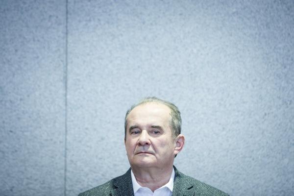 The Slovak National Theatre interim head Peter Kováč.