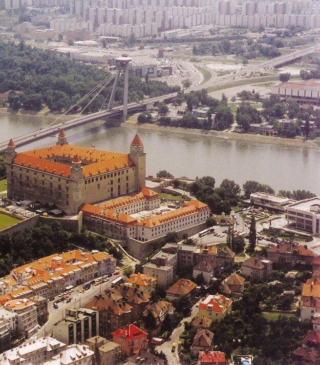 Bratislava in 2002