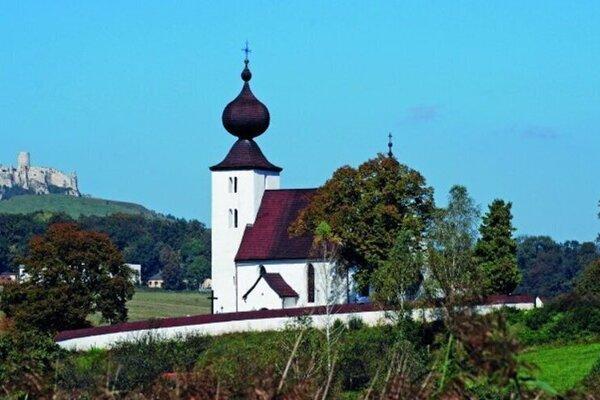 Spiš Castle and Žehra