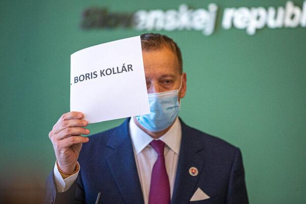 Boris Kollar