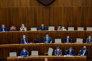 PM Igor Matovič is facing a no-confidence vote in the parliament.