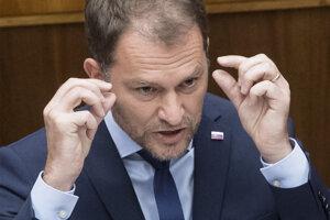 PM Igor Matovič