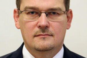 Ambassador to the UK Róbert Ondrejcsák.
