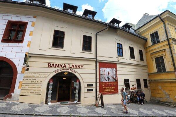 Bank of Love museum, Banská Štiavnica