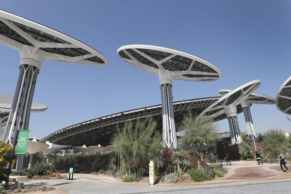 EXPO Dubai signature pavilion