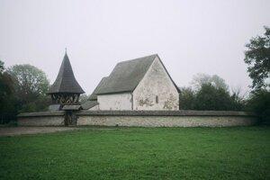 The Kraskovo church.