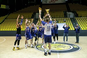 WEEK 12: Rytieri (Knights) from Spišská Nová Ves, a men's basketball team, won the Slovak Cup after defeating Inter Bratislava on March 20, 2021.