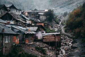 Favela in Richňava (honourable mention)
